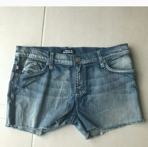 Rock and republic cut off jeans